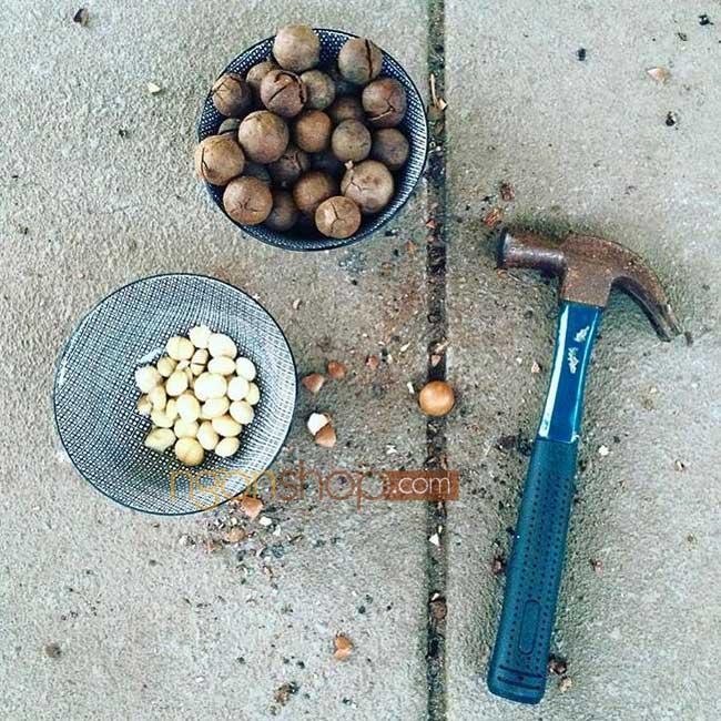 Cách ăn hạt mắc ca