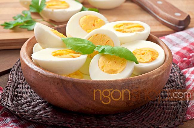 Axit folic có nhiều trong trứng