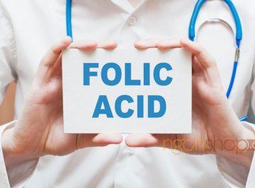 axit folic có trong thực phẩm nào