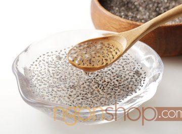 Tránh tác dụng phụ khi ăn hạt chia