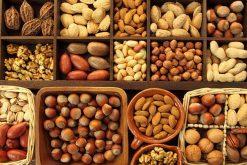 Hạt dinh dưỡng rất tốt cho tim mạch