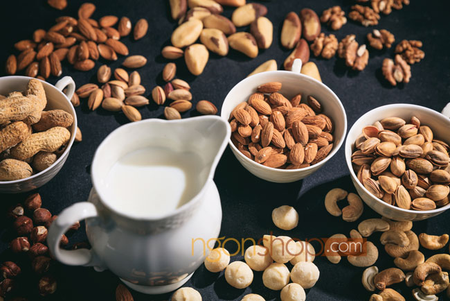 Tại sao nên ngâm các loại hạt
