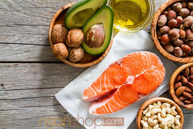 Thực phẩm bổ sung Omega 3