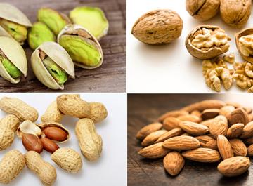 4 loại hạt tốt cho tim mạch