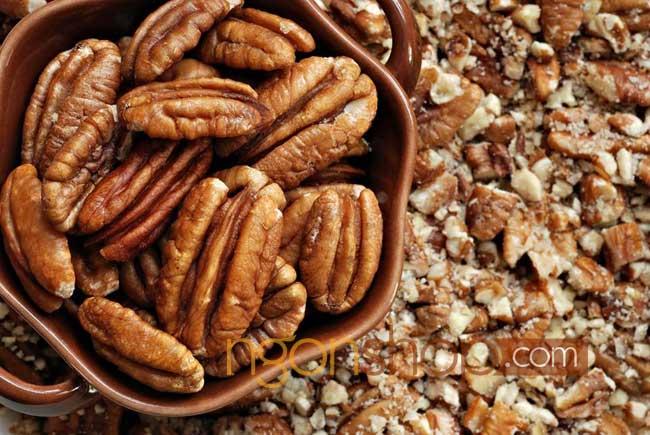 Quả hồ đào giúp giảm cholesterol