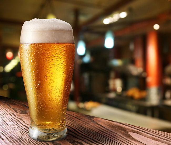 Tránh đồ uống có cồn khi mang thai